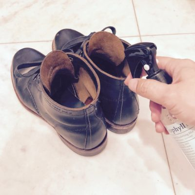 靴やブーツに